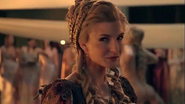 Las mejores escenas eróticas de Spartacus: Sangre y Arena