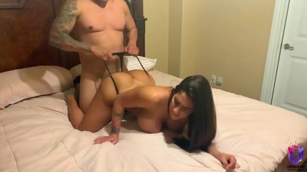 imagen Follando a una latina con un culazo tremendo